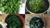 Mẹ đảm chia sẻ cách làm món rau xuyến chi xào tỏi lạ mà ngon