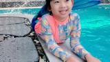 Hình ảnh con gái Mai Phương trong Tết đầu tiên vắng mẹ gây xúc động