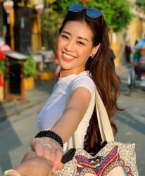 Hiếm hoi lắm tân Hoa hậu Hoàn vũ Việt Nam Khánh Vân mới tiết lộ đôi điều bất ngờ về người yêu cũ
