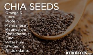6 loại hạt dinh dưỡng cực tốt cho sức khỏe