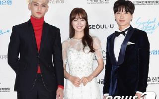 Dàn idol hot nhất Kpop khoe sắc trên thảm đỏ Dream Concert 2016