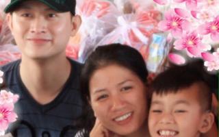 Tâm thư xúc động của chồng Trang Trần gửi cho con gái