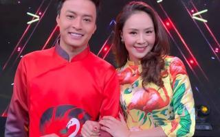 Hồng Diễm: Tôi đóng cặp với Hồng Đăng ông xã càng yên tâm