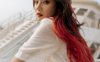 Hoàng Yến Chibi biến hoá với phong cách thời trang cá tính