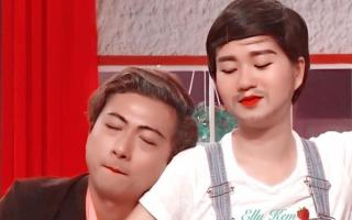 Fan cười bò vì hình ảnh hoán đổi giới tính của Hứa Minh Đạt và lâm Vỹ Dạ, Phi Nhung lại bình luận gây bất ngờ