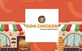 Don Chicken: Scan & Pay voucher giảm đến 30K có giá bán 1 đồng vào lúc 15h - 18h