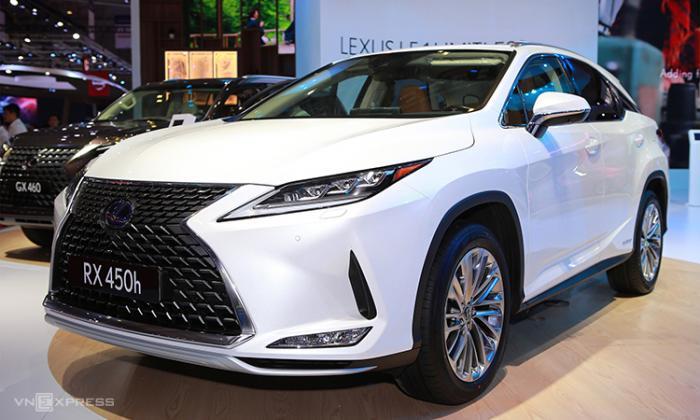 Lexus và Toyota triệu hồi xe tại Việt Nam do lỗi bơm xăng
