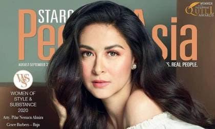 ,mỹ nhân đẹp nhất Philippines sinh con gái đầu lòng